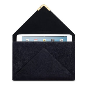 Covert Suki Leather Style Purse Case for iPad Mini 2 / Mini - Black