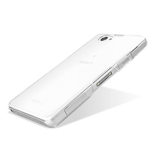 Polycarbonate Shell Case for Sony Xperia Z1 Compact - 100% Clear