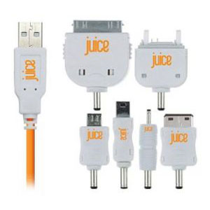 Juice Universal Spanish (EU) Charger Kit