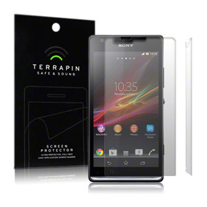 Terrapin Screen Protectors for Sony Xperia SP - 2 Pack
