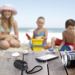 Qube2 Pocket Speaker -Silver