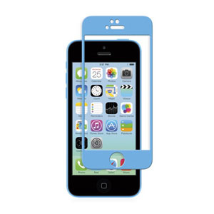 Moshi iVisor Glass Screen Protector for iPhone 5S / 5C / 5