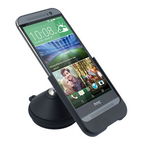 Official HTC Car Cradle and Charger for HTC One M8 2014