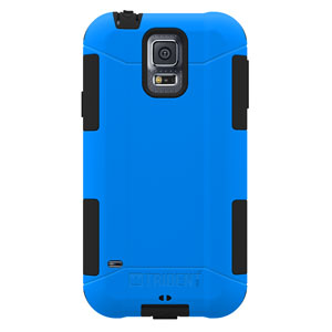 Trident Aegis Case for Samsung Galaxy S5 - Blue