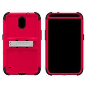 Trident Kraken AMS Case for Samsung Galaxy S5 - Red