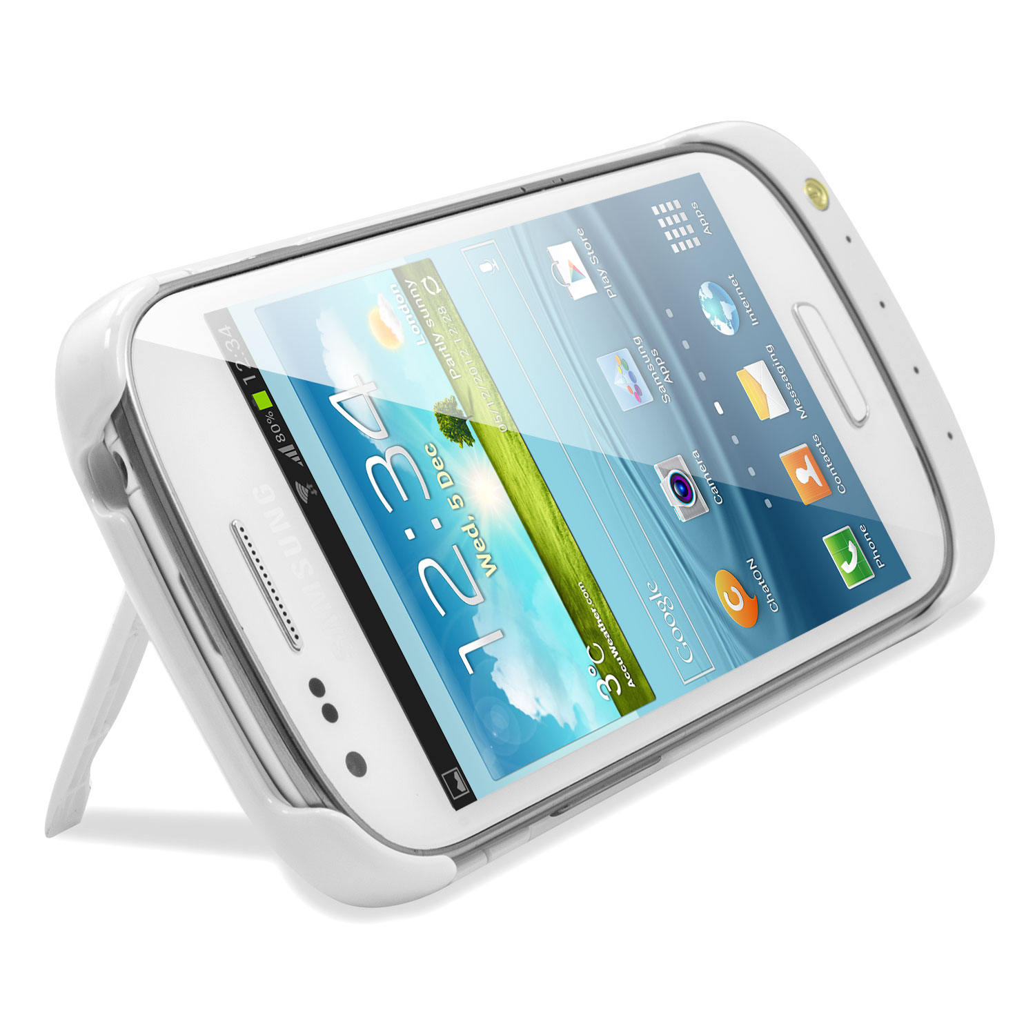 power jacket galaxy s3 mini akku h lle mit 2000 mah in. Black Bedroom Furniture Sets. Home Design Ideas