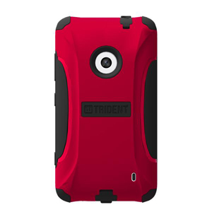 Trident Aegis Case for Lumia 525/520 - Red