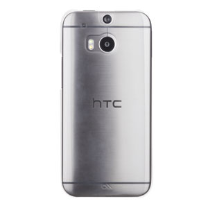 Case-Mate Barely There for HTC One 2014 - Clear