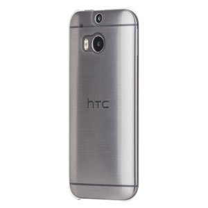 Case-Mate Barely There for HTC One M8 2014 - Clear
