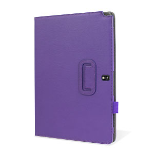 Stand and Type Case For Galaxy Note Pro 12.2/Tab Pro 12.2 - Purple