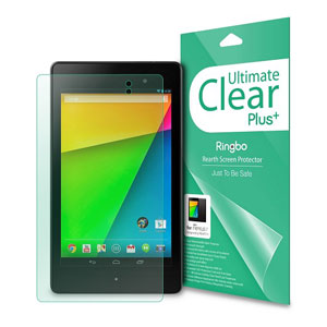 Rearth Invisible Defender 3 Pack Screen Protector for Google Nexus 7 2013