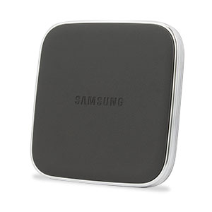 Official Samsung Galaxy S5 Qi Wireless Charging Pad - Black
