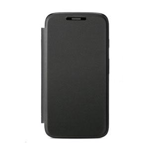Official Motorola Moto G Flip Cover - Black