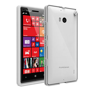 PureGear Slim Shell Case for Nokia Lumia Icon - Coconut