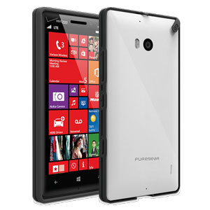 PureGear Slim Shell Case for Nokia Lumia Icon - Liquorice