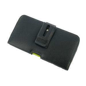 PDair Horizontal Leather Pouch Case for Nokia Lumia 625 - Black