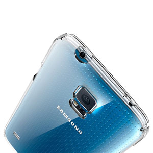 Spigen Ultra Fit Case for Samsung Galaxy S5 - Crystal
