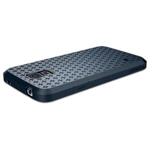 Funda Samsung Galaxy S5 Spigen Ultra Fit Capsule - Metal Pizarra