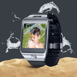 Samsung Galaxy Gear 2 Smartwatch - Black