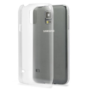 Polycarbonate Shell Case for Samsung Galaxy S5 - 100% Clear