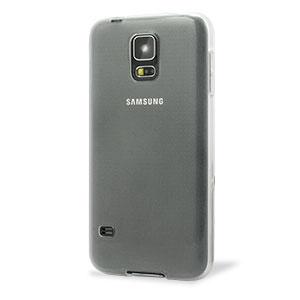 FlexiShield Samsung Galaxy S5 Case - Frost White