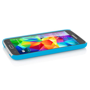 Incipio Feather Case for Samsung Galaxy S5 - Cyan