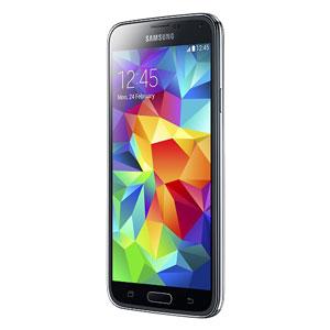 Sim Free Samsung Galaxy S5 - Black - 16GB