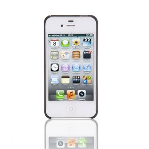Veho SAEM S7 iPhone 4S/4 Case with 8GB USB Memory Drive - Black