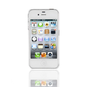 Veho SAEM™ S7 iPhone 4/4S Case with 8GB USB Memory Drive - Clear