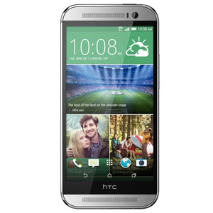 Sim Free HTC One 2014 M8 - 32GB - Silver