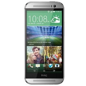Sim Free HTC One 2014 M8 - 32GB - Silver