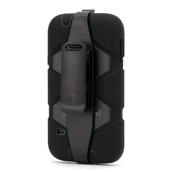 Griffin Survivor Case for Samsung Galaxy S5 - Black