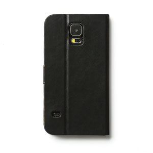 Zenus Z-View Toscana Case for Samsung Galaxy S5 - Black