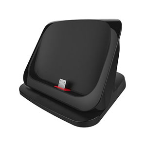 Samsung Galaxy S5 Ultra-Thin Case Compatible HDMI Charging Dock