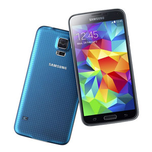 Sim Free Samsung Galaxy S5 - Black - 16GB
