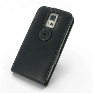 PDair Leather Flip Case for S5