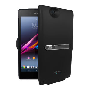 Mugen Sony Xperia Z Ultra Extended Battery Case (4000mAh) - Black