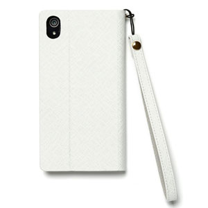 Zenus Minimal Diary for Sony Xperia Z2 - White
