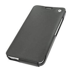 Noreve Tradition Leather Case for Huawei Ascend Mate 2 - Black
