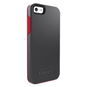 OtterBox Symmetry for Apple iPhone 5S / 5 - Cardinal