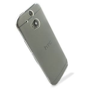 Flexishield Case for HTC One M8 - 100% Clear