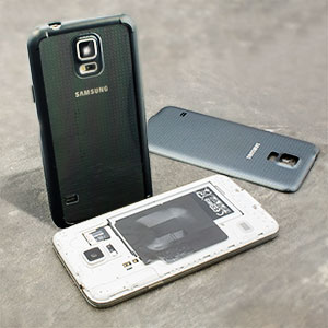 Qi Internal Wireless Charging Adapter for Samsung Galaxy S5