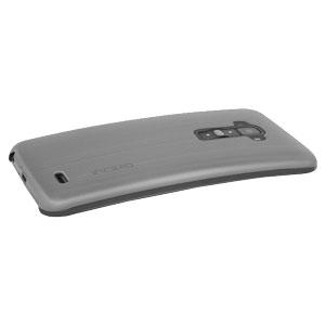 Incipio Feather Shine Case for LG G Flex - Silver