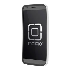 Incipio DualPro Case for LG G Flex - White / Grey
