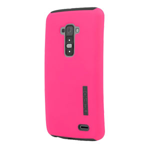 Incipio DualPro Case for LG G Flex - Pink / Grey