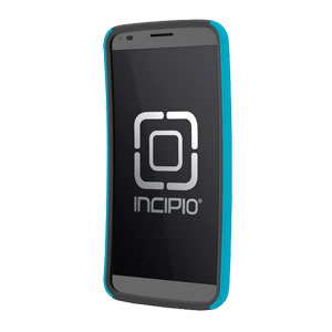 Incipio DualPro Case for LG G Flex - Cyan / Grey