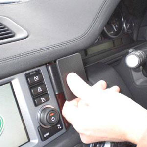Brodit ProClip Angled Mount for Volkswagen Scirocco - 09-14