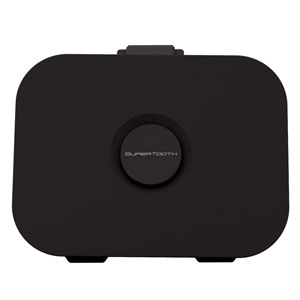 SuperTooth D4 Portable Stereo Bluetooth Speaker - Black
