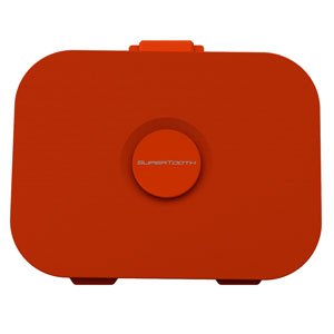 SuperTooth D4 Portable Stereo Bluetooth Speaker - Orange