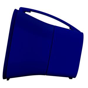 SuperTooth D4 Portable Stereo Bluetooth Speaker - Blue